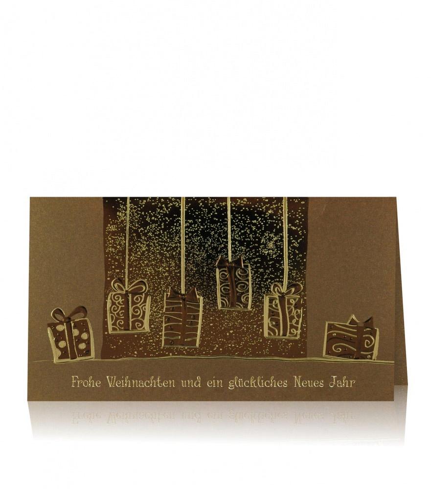 Weihnachtskarten classic pamas - Moderne weihnachtskarten ...